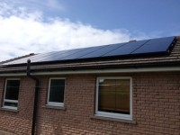 4kw Solar PV Installation, Electrical Condition Report, Remedial works and Consumer Unit Upgrade.