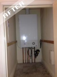 Combination Boiler Installation