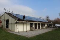 20kW Solar PV Frampton Village Hall