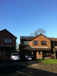 3.12kW on two roofs