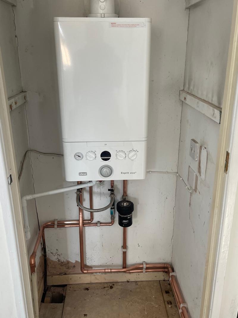 Landlord install