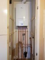 New Worcester boiler installation