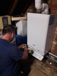 Another boiler install