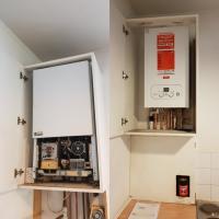 Main Heating combination boiler