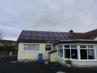 Installation : Claudy, Northern Ireland