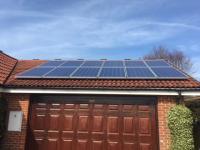 Domestic Solar Installation