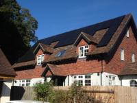 8.4kW 3 phase system in Washington, West Sussex