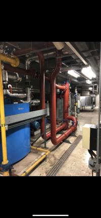 Commercial Plant Room Overhaul