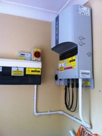 4.0 KWP install -Mountsorell - Leicestershire-July 2012