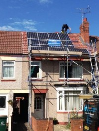 2.86 kwp Coventry - June 2013