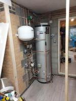 Unvented install with System boiler