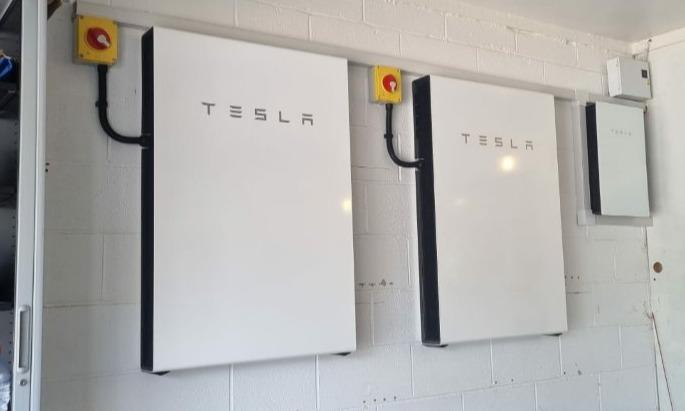 Tesla Powerwall and Gateway