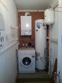 Viessmann vitodense 100-W 30kw system boiler