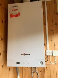 Viessmann Boiler Installation