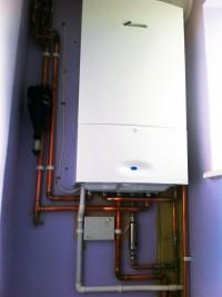 Boiler Installation 4