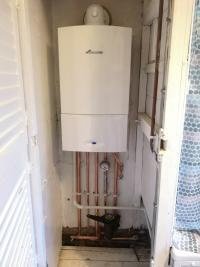 Worcester Compact Combination Boiler