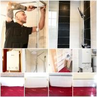Bathroom & Heating Install