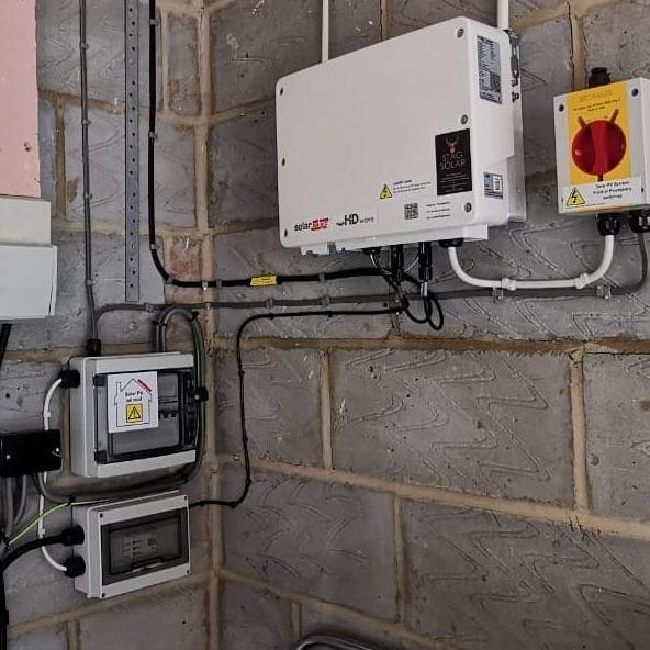 4 kW dual aspect solar installation in Suffolk